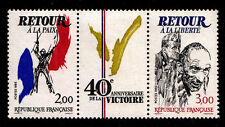 FRANCE - Scott 1977a - 1985 - Liberation Of France From German Forces - MNH