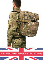 MTP Multicam 28L MOLLE Camo Rucksack Day Sack Pack 28 Litre Backpack Army Cadet