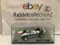 "DIE CAST "" WILLIAMS FW08 - 1982 KEKE ROSBERG "" FORMULA 1 COLLECTION 1/43"
