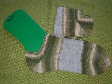 HANDMADE  Gr. 46-47  Socken handgestrickt  Sneakers  Kuschelsocken Sneakersocken