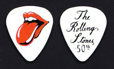 The Rolling Stones 50th Anniversary Promotional Guitar Pick #10 - 2012 Grrr!