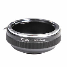 Canon EOS EF lens to Micro 4/3 M43 Mount Adapter For EPL8 E-PL9 Panasonic GF9 G2