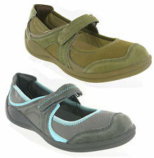 Velcro Suede Shoes for Women