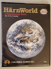 HarnWorld Set 2nd Edition Harn Fantasy Campaign Setting RPG Generic World