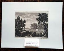 XVII ème- Dépt 78 - Superbe Gravure Vue du Jardin de Versailles PL 115 - 1680