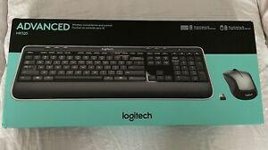 Logitech MK520 Wireless Keyboard & Mouse Combo w/Unifying Receiver