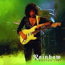 Rainbow - Boston 1981 (NEW CD)