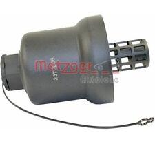 METZGER 2370006 Deckel, Ölfiltergehäuse   für Audi A3 Sportback A3 A4 Avant