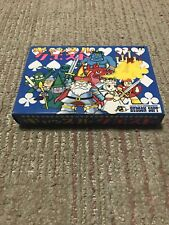 New Game soft Famicom 『Castle Quest』Box and with an instructions Japan ☆
