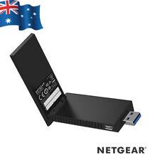 NETGEAR A6210 AC1200 802.11ac Dual Band USB Wireless WiFi Network Adapter Dongle