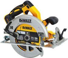 "DEWALT DCS570B 7-1/4"" XR 20V MAX Cordless Circular Saw with Brake Bare tool"