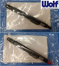 Wolf X-Ray PRO-PEL Marker Skin Pencil Lead Wax Xray Pocket Pen BLACK OR RED USA