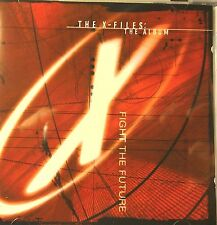 SOUNDTRACK  CD THE X FILES FIGHT THE FUTURE ( NO BACK COVER)