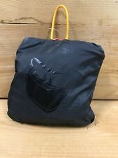 The North Face Flyweight Duffle Bag Asphalt Grey / Black NWT 28L