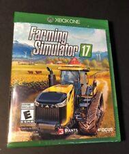 Farming Simulator 17 (XBOX ONE) NEW