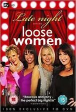 Loose Women - Late Night With The Loose Women on DVD, 2009
