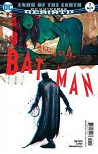 All Star Batman #7 DC Universe Rebirth Scott Snyder 1st Print