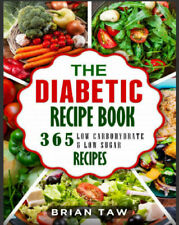 The Diabetic Recipe Book – 365 Healthy Low-Carb Recipes - PDF