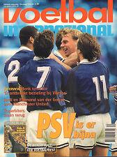 V.I. 1997 nr. 20 - JORDI CRUIJFF/RODA JC BEKERWINNAAR/TEN CATE/LOMMEL SK