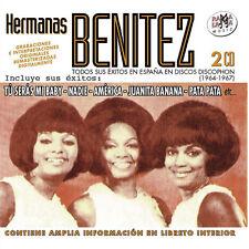 HERMANAS BENITEZ-1964-1967-2CD