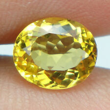 1.11 Cts - Awesome.! Natural Top Grade! Lustrous Golden Yellow Beryl Gemstone