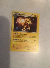 Electivire 54/149 - Pokemon Card Foil Holo - BW Boundaries Crossed In Top Loader