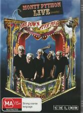 Monty Python - Live [Mostly] One Down, Five To Go (DVD, 2014) REGION 0