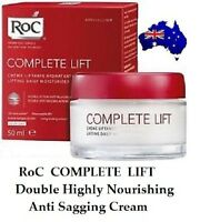 ROC COMPLETE LIFT DOUBLE HIGHLY NOURISHING ANTI SAGGING CREAM 50 mL  NEW