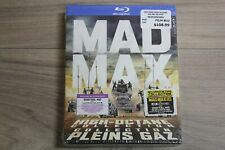 Mad Max: High Octane Collection (Blu-ray, 8 Discs, Bilingual)