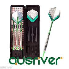New Stylish Soft Tip Darts 18g Training Darts Storage Case 3Pcs Set Redruth 09S