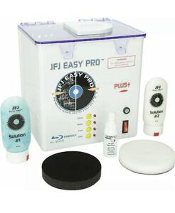 Brand New JFJ Easy Pro Disc Repair Machine CD, DVD, Video Games 110V OR 220V
