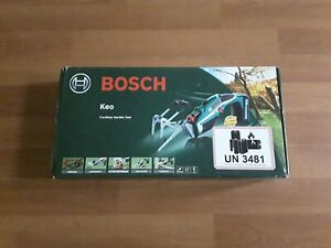 !!! Brand New Bosch Keo 0600861970 10.8V Cordless Reciprocating Saw !!!