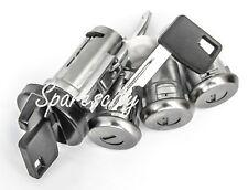 Holden Commodore VB VC VH VK VL Ignition Barrel + Door + Boot Lock Set NEW