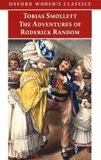 The Adventures of Roderick Random (Inglese) - Tobias Smollett - Libro nuovo!!