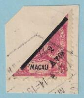 MACAO 159 DIAGONAL BISECT  USED - NO FAULTS EXTRA FINE!