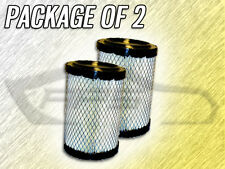 AIR FILTER AF6057 FOR 2008 2009 DODGE CALIBER 2.4L PACKAGE OF TWO