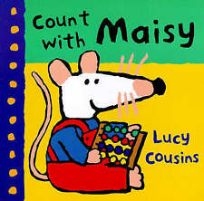 Very Good, Count with Maisy, Cousins, Lucy, Book
