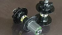 Formula ZZYZX Disc Hubs FRONT (24h) REAR (28h) or PAIR Mountain Bike QR (NEW)