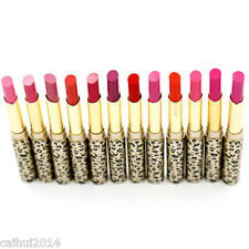 Lipsticks Satin 12p Stick  Moisturizing Long-Lasting P8505 Full Size china brand