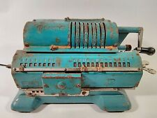 Old Arithmometer (calculator) Felix USSR.