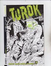 Dynamite Comics! Turok! Dinosaur Hunter! Issue 1!