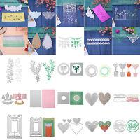 DIY Craft Cutting Dies Stencils Scrapbook Embossing Photo Album Paper Cards Gift
