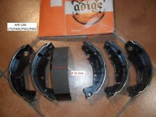 KIT GANASCE ANTERIORI+POSTERIORI 6PZ X PIAGGIO APE CAR 175/P400/P501/P601 0200/1