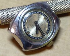 Ladies 21 jewels automatic Buler watch, not working for repair or parts.