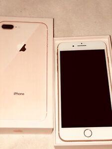 iPhone 8 Plus - 256GB - Gold (Unlocked) A1864 (CDMA + GSM)