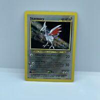 Pokemon TCG Skarmory 13/111 Neo Genesis Holo Rare Unlimited NM/Mint 2000 WOTC