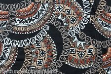 Dance Costume Fabric Tribal Print Lycra Spandex 50cm - 150cm wide