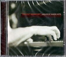 BRUCE HORNSBY - GREATEST RADIO HITS - CD NUOVO SIGILLATO