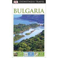 DK Eyewitness Travel Guide: Bulgaria-ExLibrary