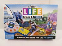 Game Of Life Twists and Turns Board Game by Milton Bradley 2007 Complete